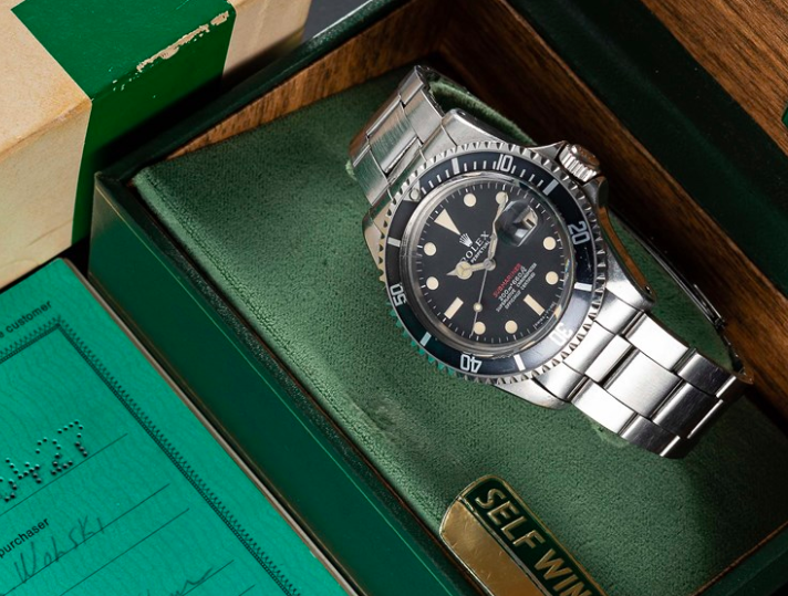 red submariner reference 1680