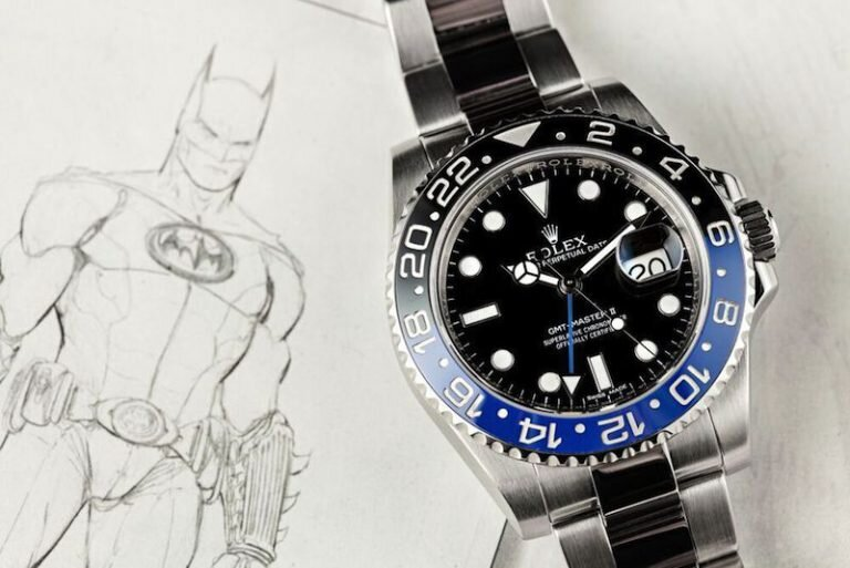 Rolex GMT-Master II 'Batman' |  Bob's Watches