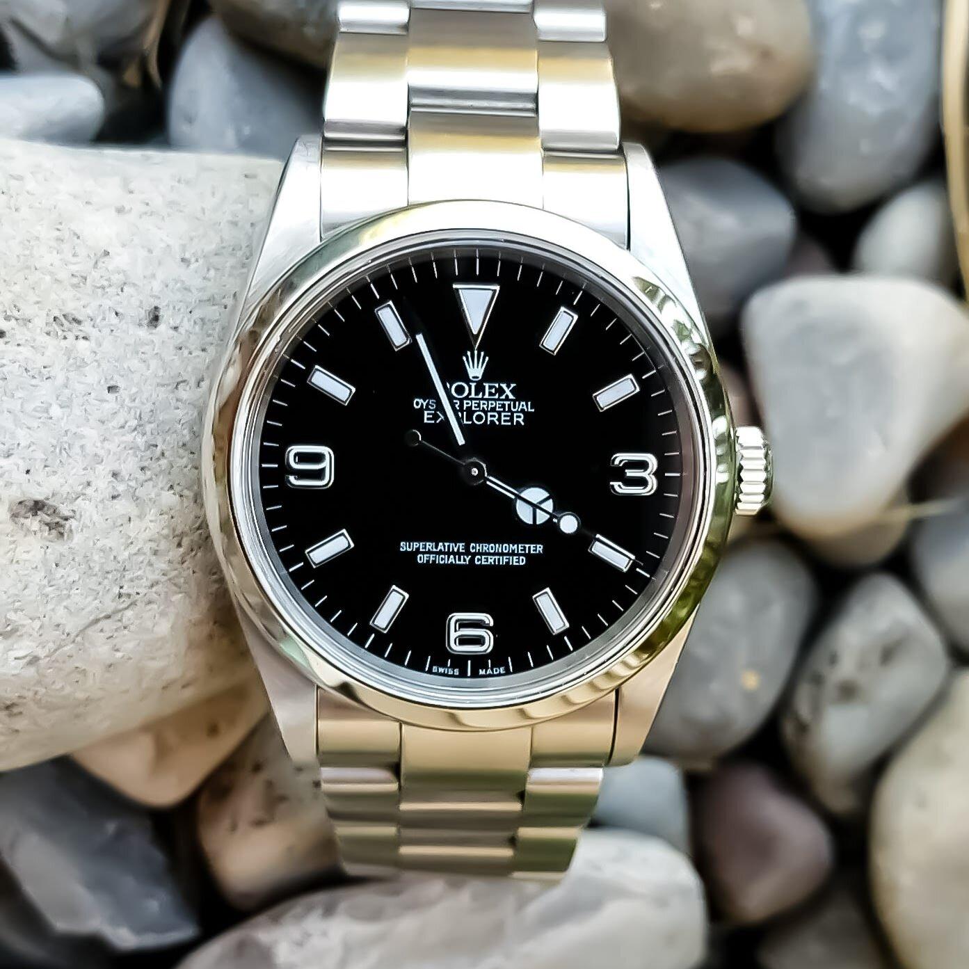 Rolex Explorer Reference 14270 |  Reddit