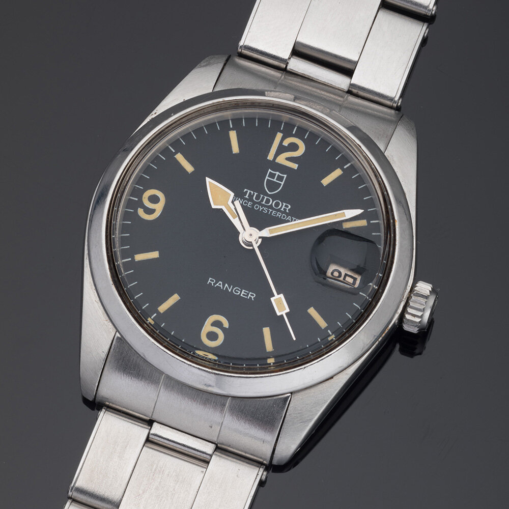 Tudor Ranger Reference 9050/0 |  Ben Wright Vintage Watches