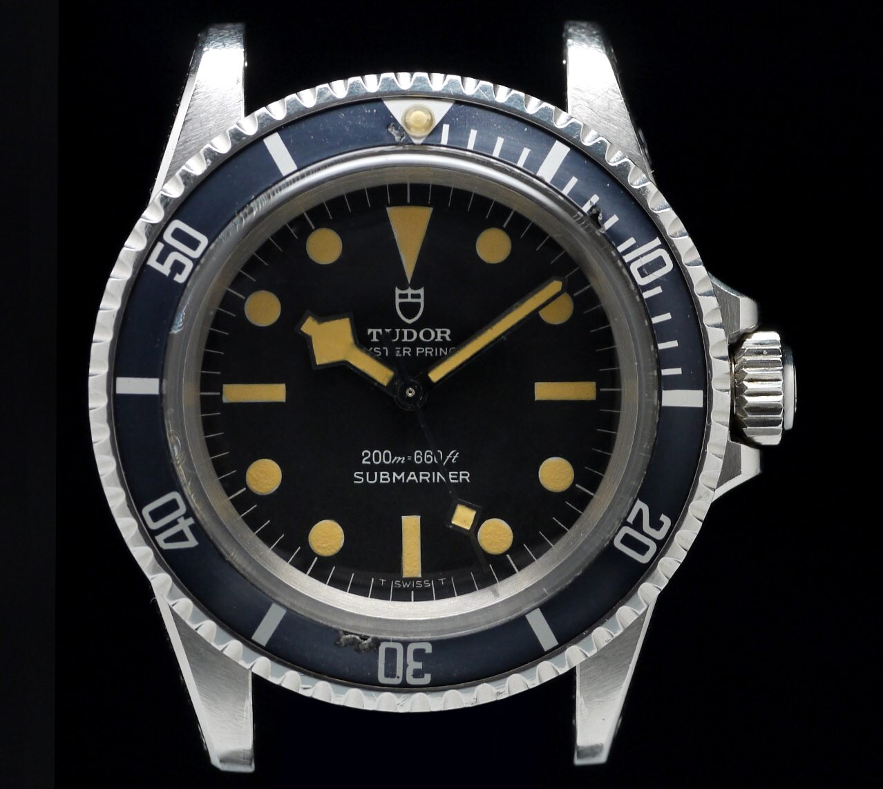 Tudor Submariner Ref 7016 |  Rolex Passion Market