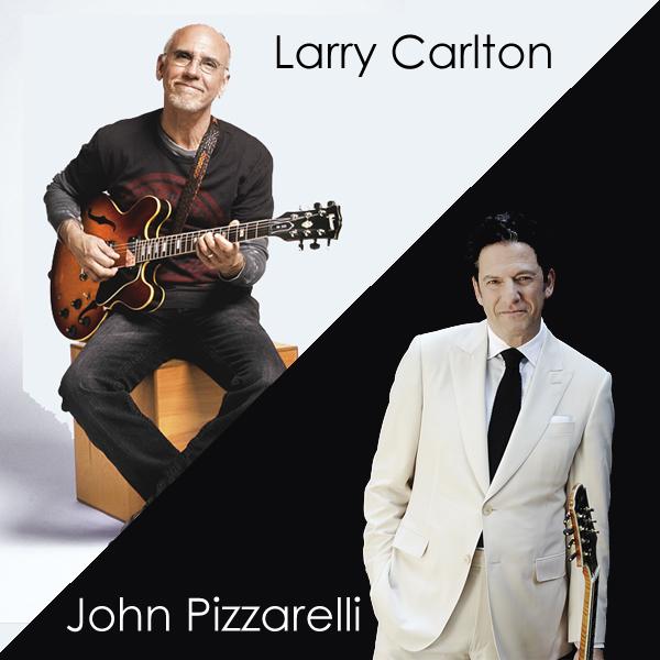 Larry Carlton and John Pizzarelli