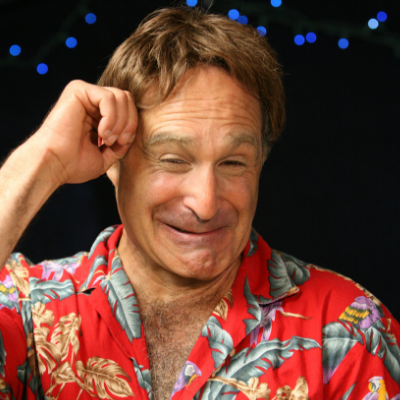 Roger Kabler - The Ultimate Robin Williams Tribute Experience