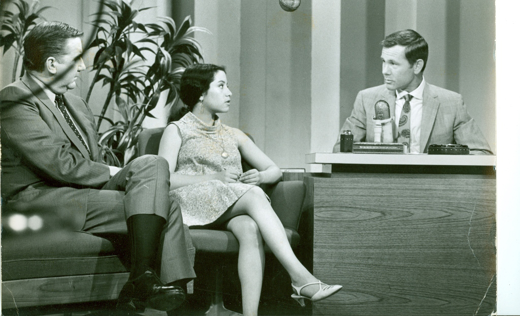 August 9, 1967 on the Johnny Carson Show photo by Gilbert