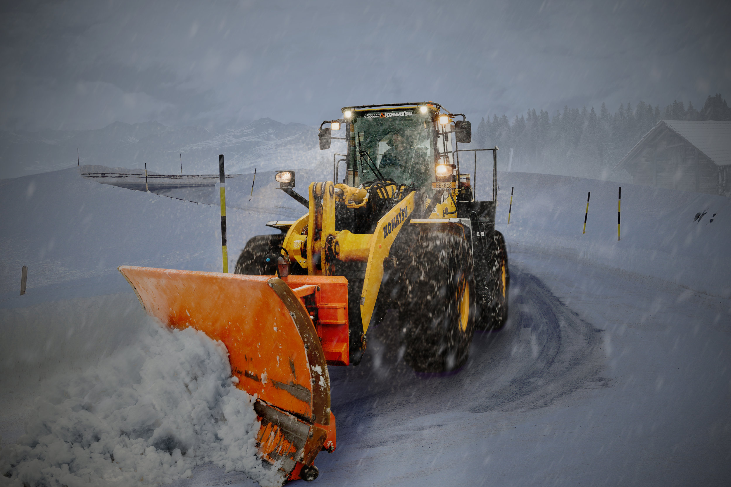 SNOW & ICE REMOVAL -