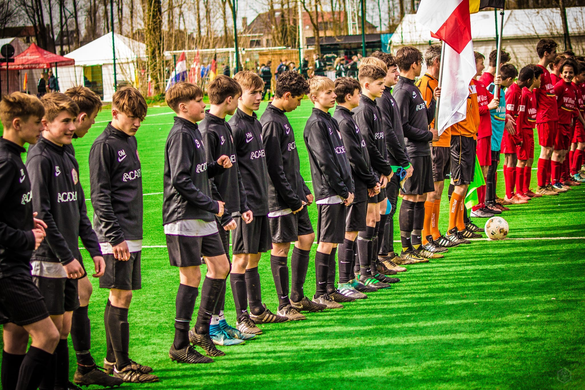 INTERNATIONAL TOURS - PARTICIPATION IN THE BIGGEST AND BEST INTERNATIONAL TOURAMENTSSERENI CUP | DUTCH SOCCER YOUTH CUP | HAGELAND CUP