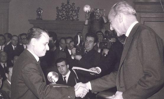 The Compasso d'Oro Ceremony