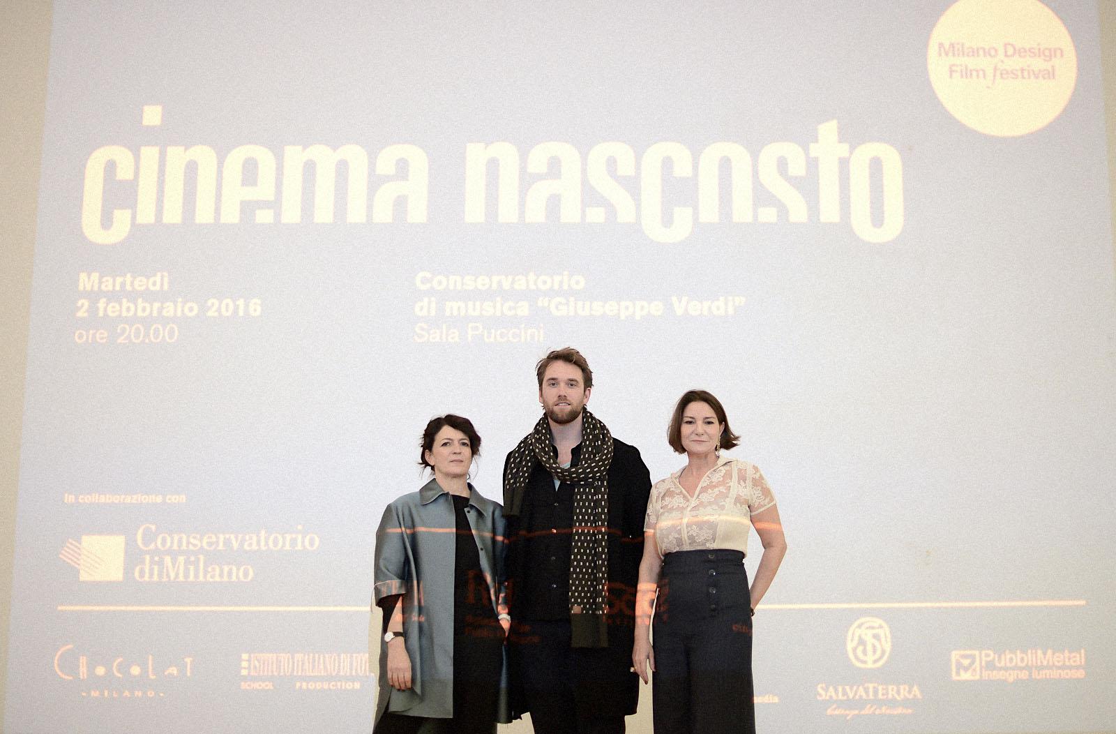 screening & debate at Milano Design Film Festival