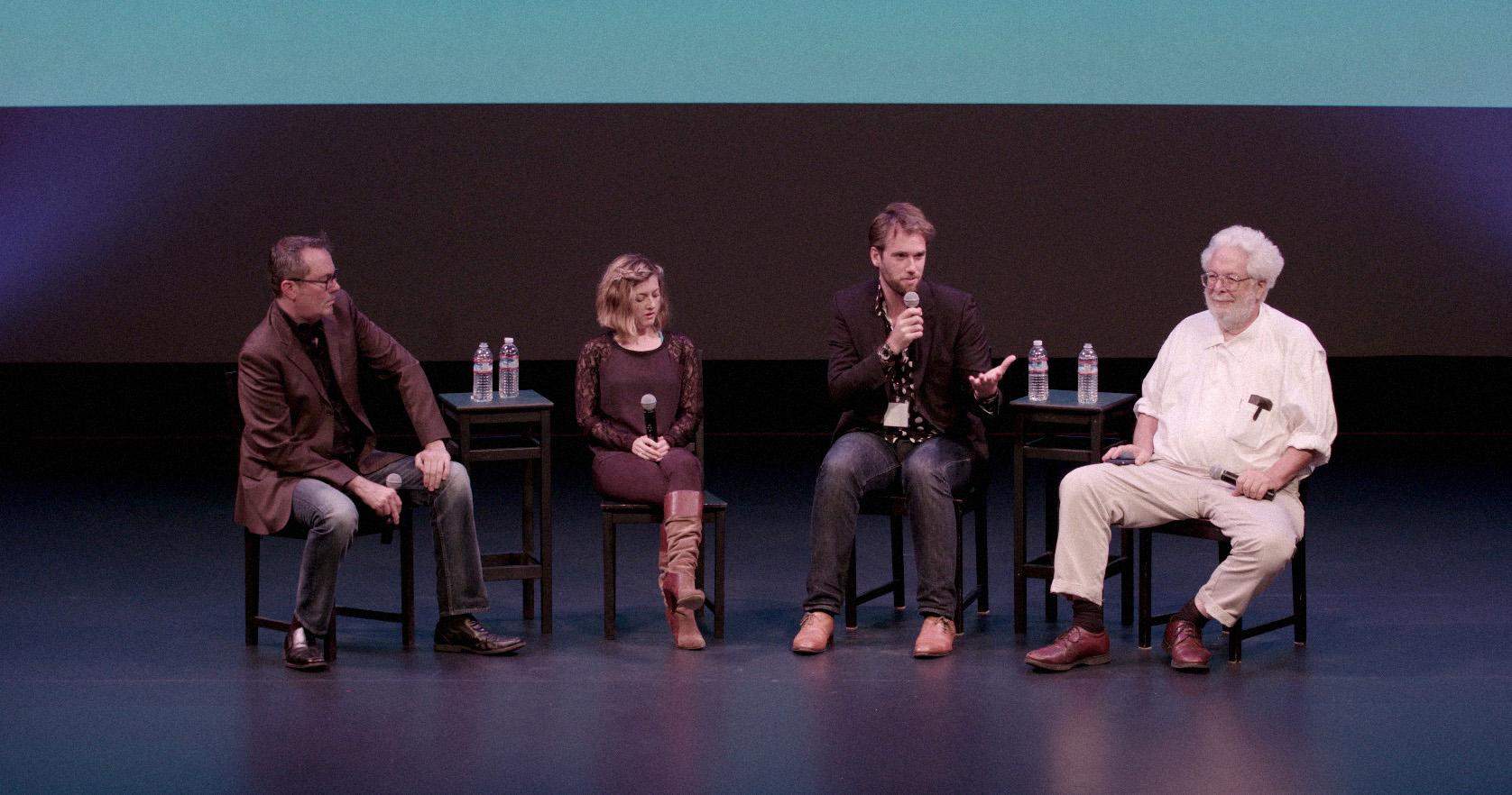 debate about art & science in San Francisco