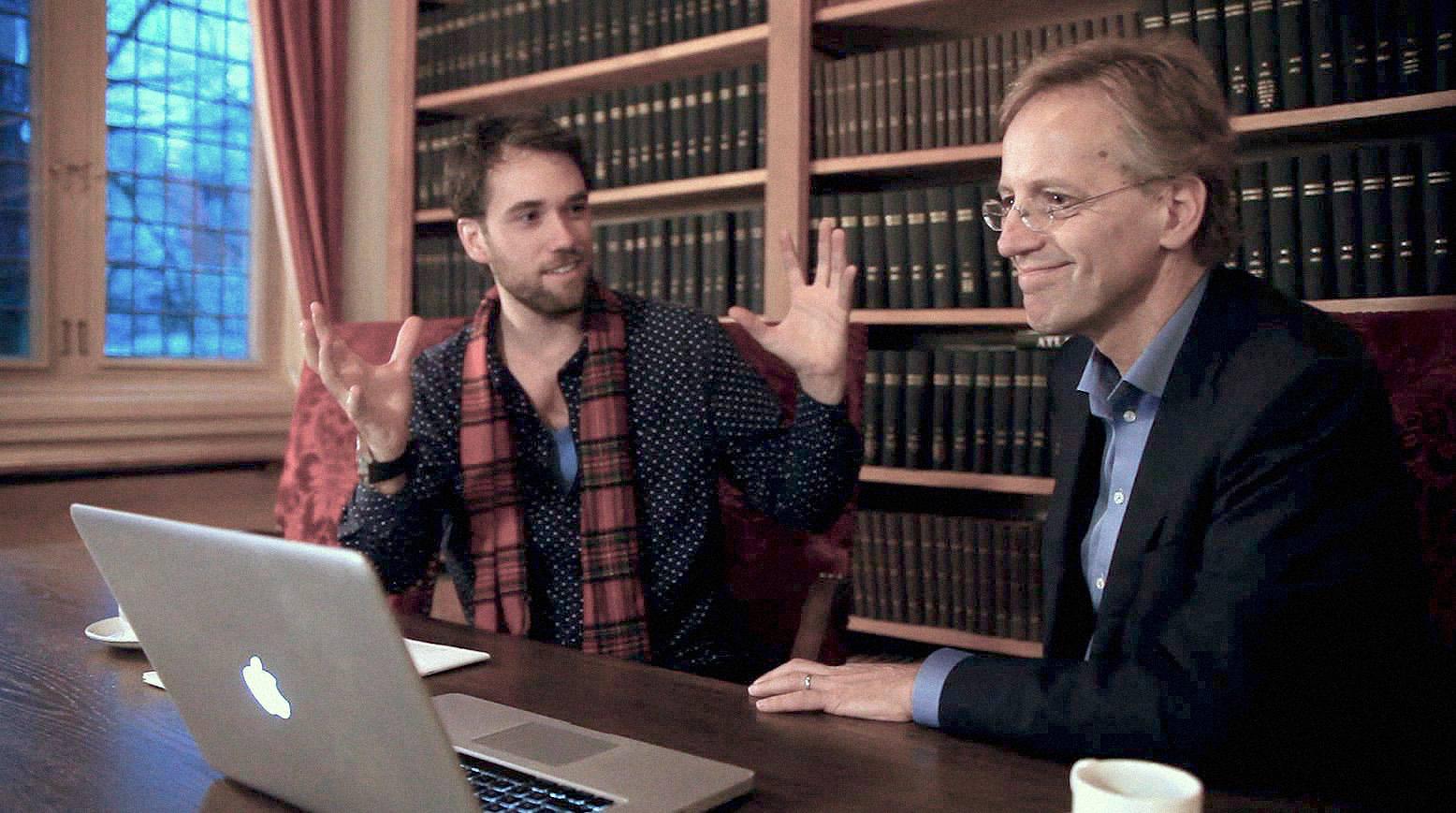 in conversation with Prof. Robbert Dijkgraaf