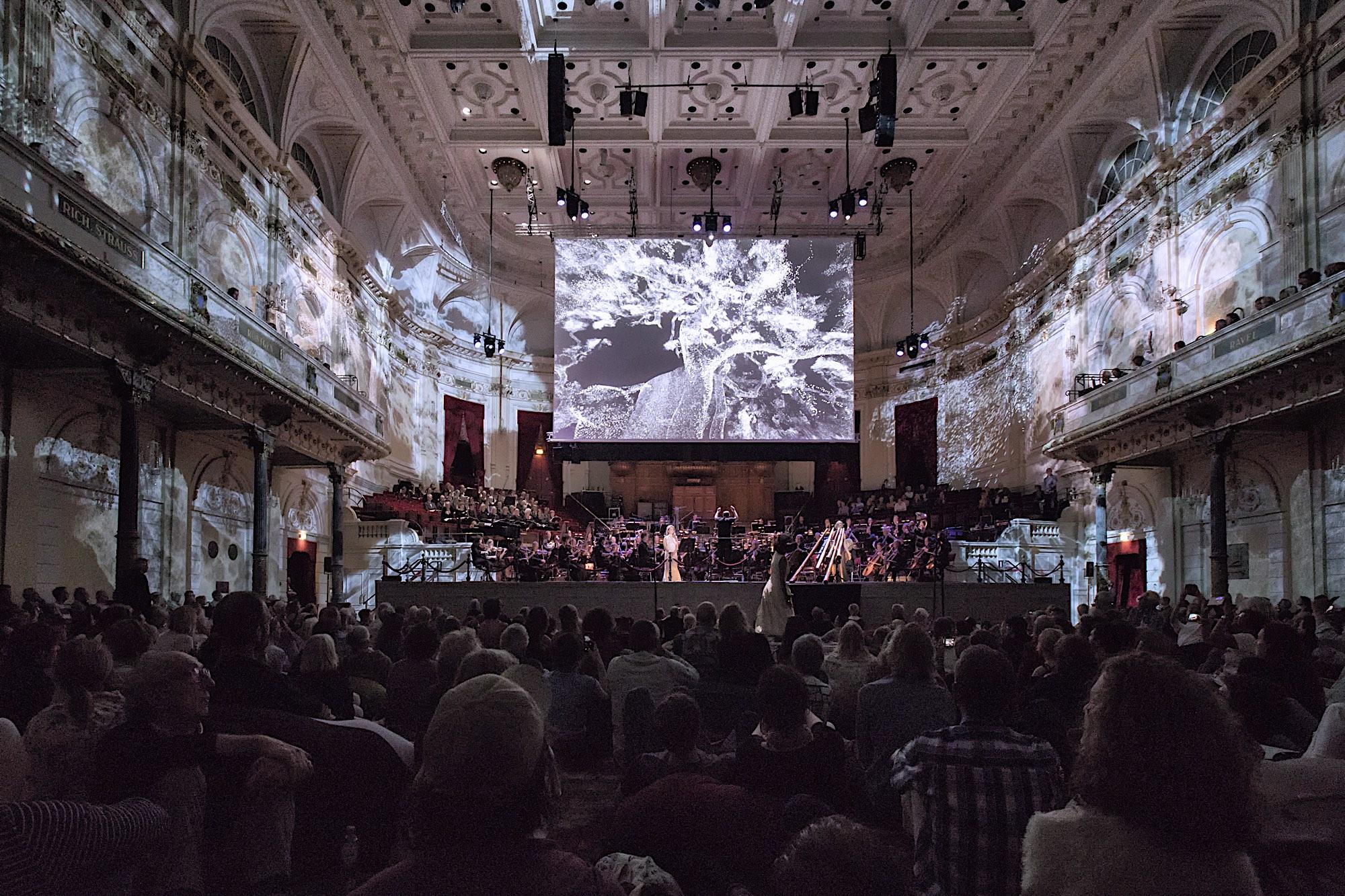 Premiering at the Concertgebouw Amsterdam, Holland Festival Proms 2017