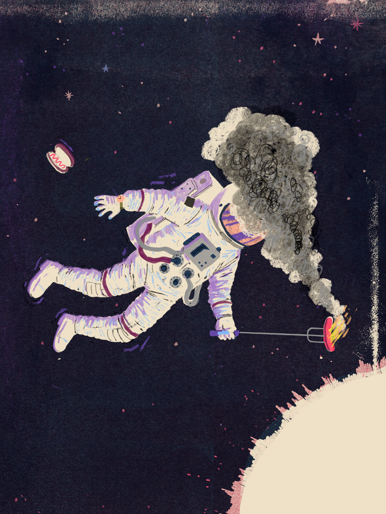 What Does Space Smell Like?