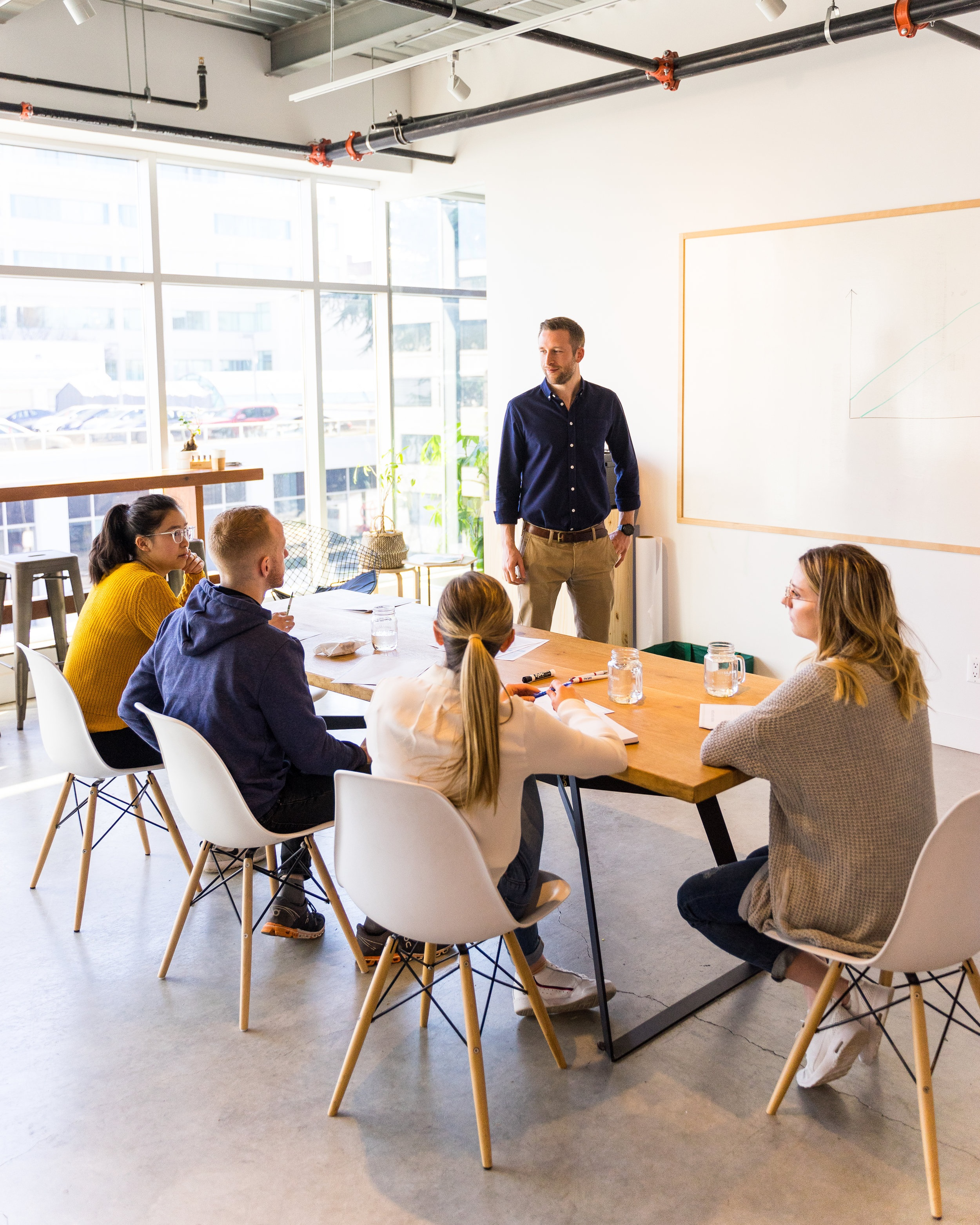 Group Coaching - A charismatic and interactive facilitates style cultivates an optimal space for learning. Some group coaching topics include:- Goal Setting / Business Planning- Defining Values- Prioritisation- Finding Flow
