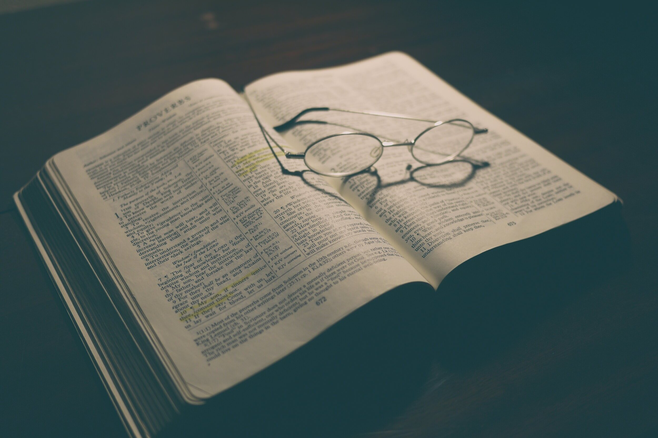 Themes from Proverbs