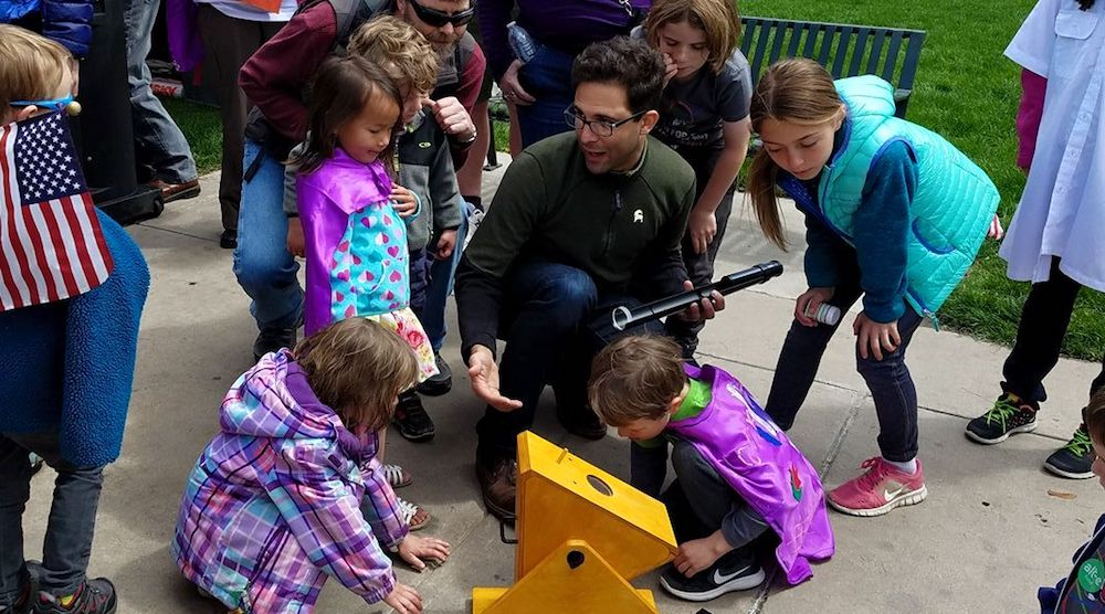Science Communicator in Boulder - I love learning and talking about science and engineering, especially when it involves space! As a science communicator based in Boulder, Colorado, I founded So Much Science to bring the joy and fascination of science and engineering to everyone.