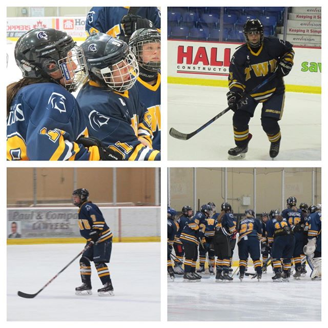 We are 2 weeks away from hitting the ice as a team! We can't wait to start our last season in the SCWHL before making the jump to USport! Stay tuned for updates on exciting changes happening in our program!!