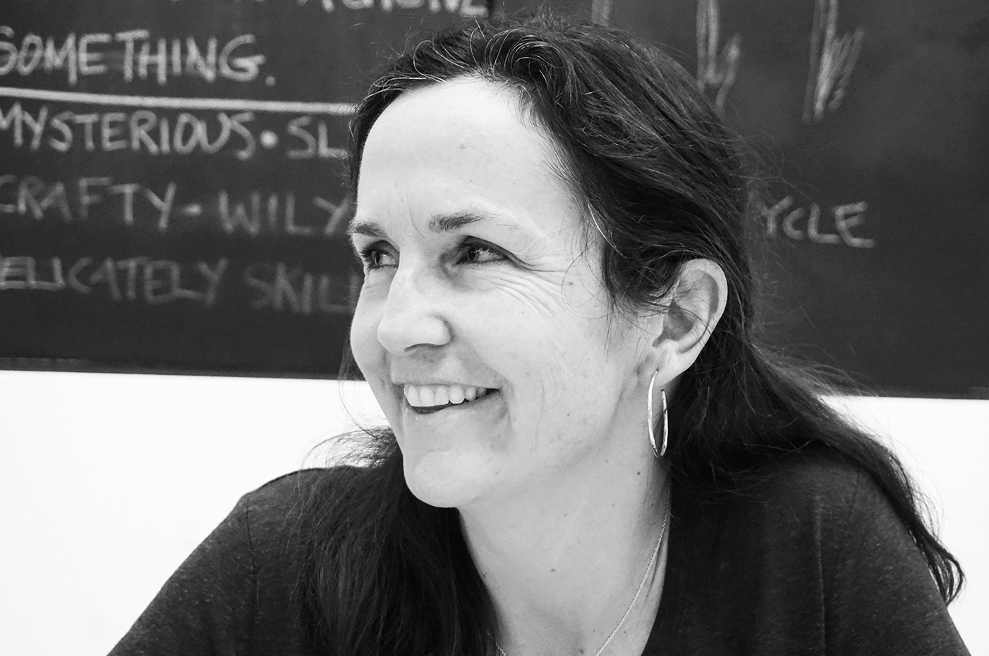 Polly Ford, Art teacher at Art&Music Italia.