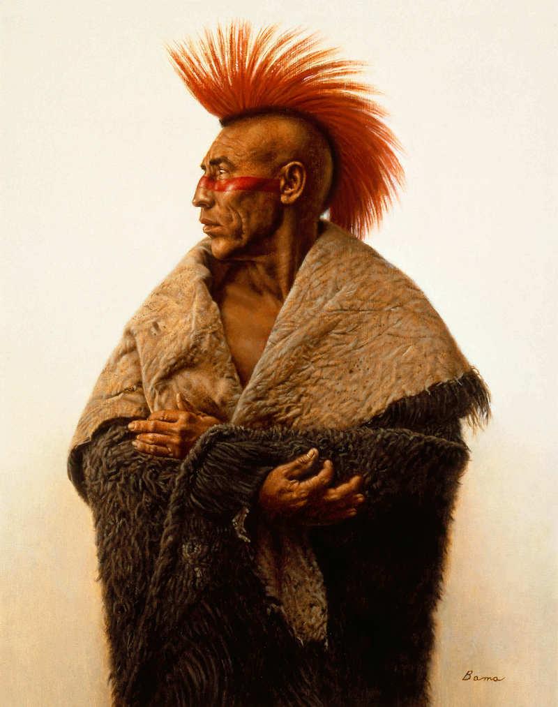 The Pawnee・James Bama