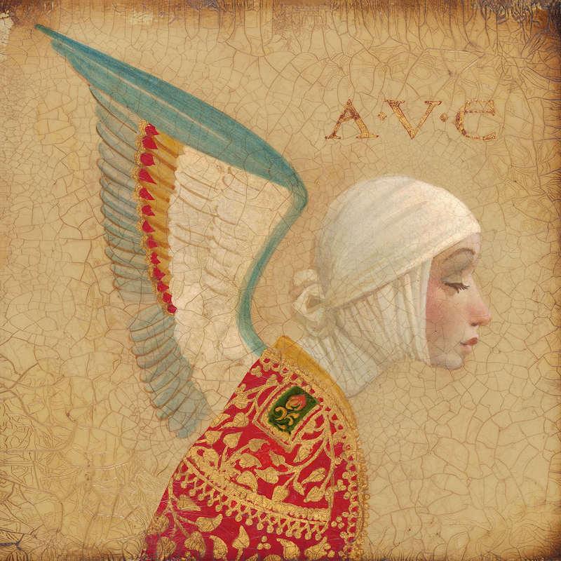Angel with Epaulet・James Christensen