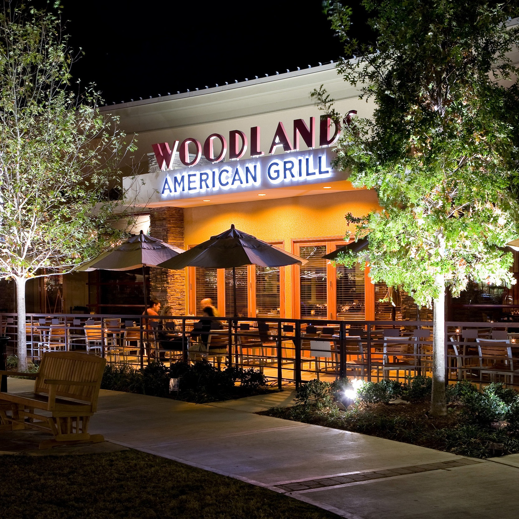 Woodlands American Grill - Allen | Dallas | Chicago