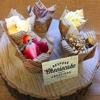 Bespoke Cheesecake Creations