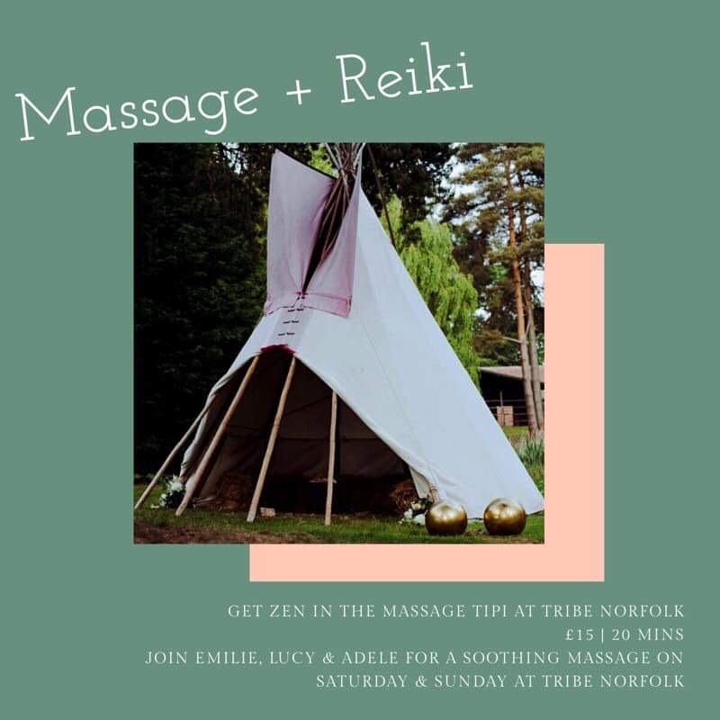 Massage Tipi