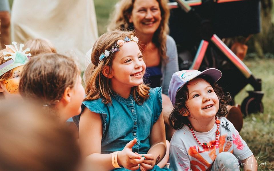 Family festival Tribe Norfolk