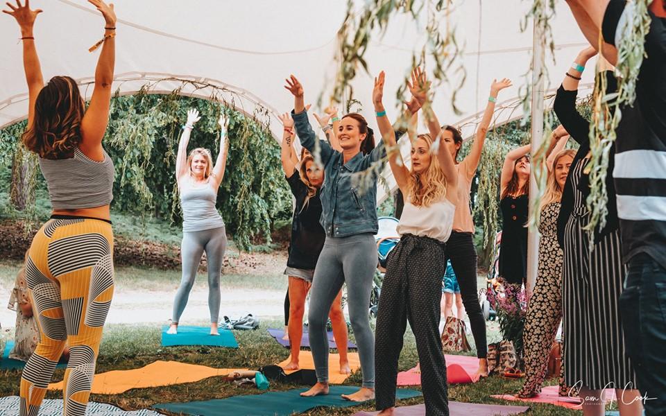 Hip Hop Yoga Santosha Yoga