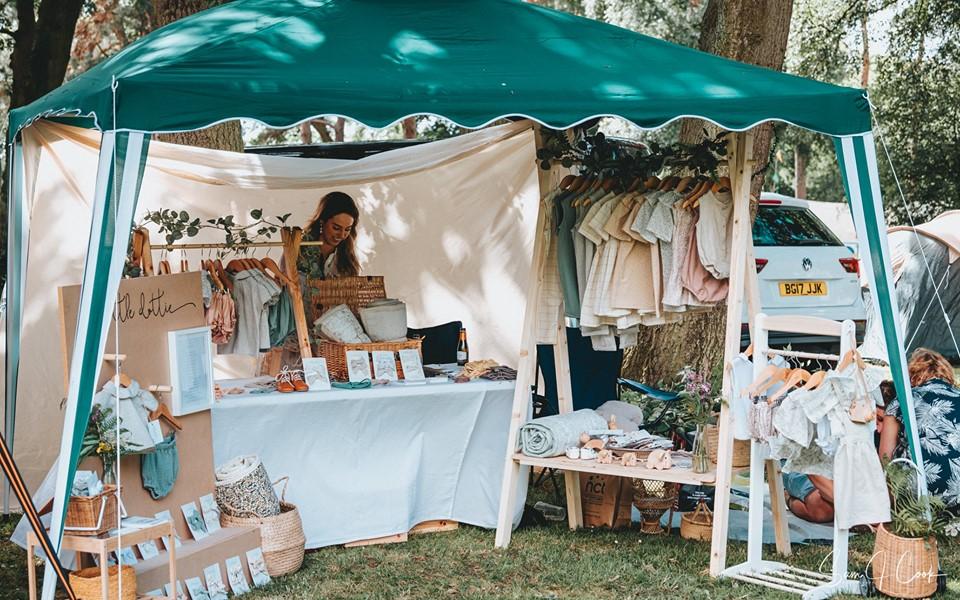 Little Dottie Designs at Tribe Norfolk
