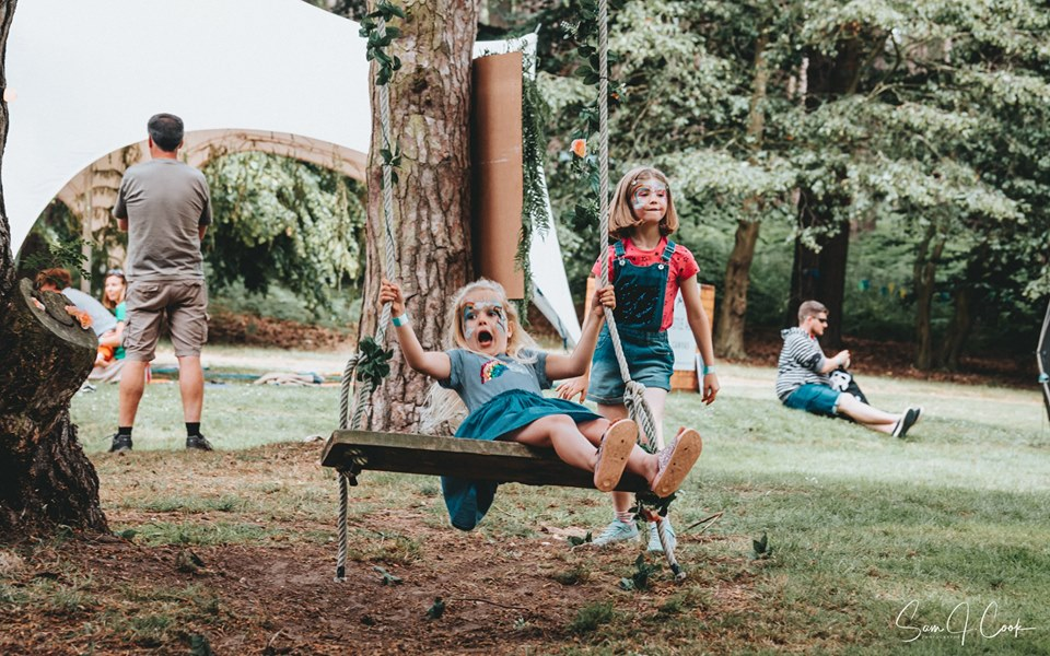 family festival Norfolk