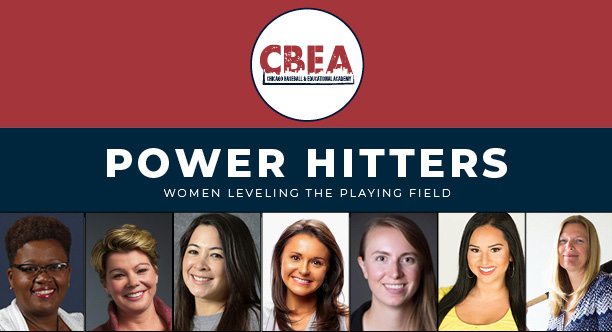 PANEL DISCUSSION - Power Hitters: Women Leveling the Paying Field