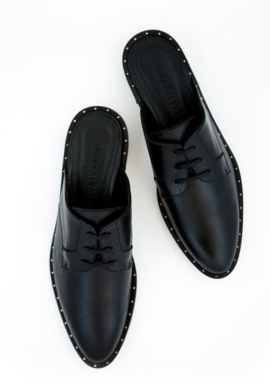 Freda Salvador Lace Up Mule // December Thieves