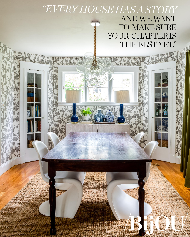 Liz Miller Interiors  // Photo:  Jessica Delaney