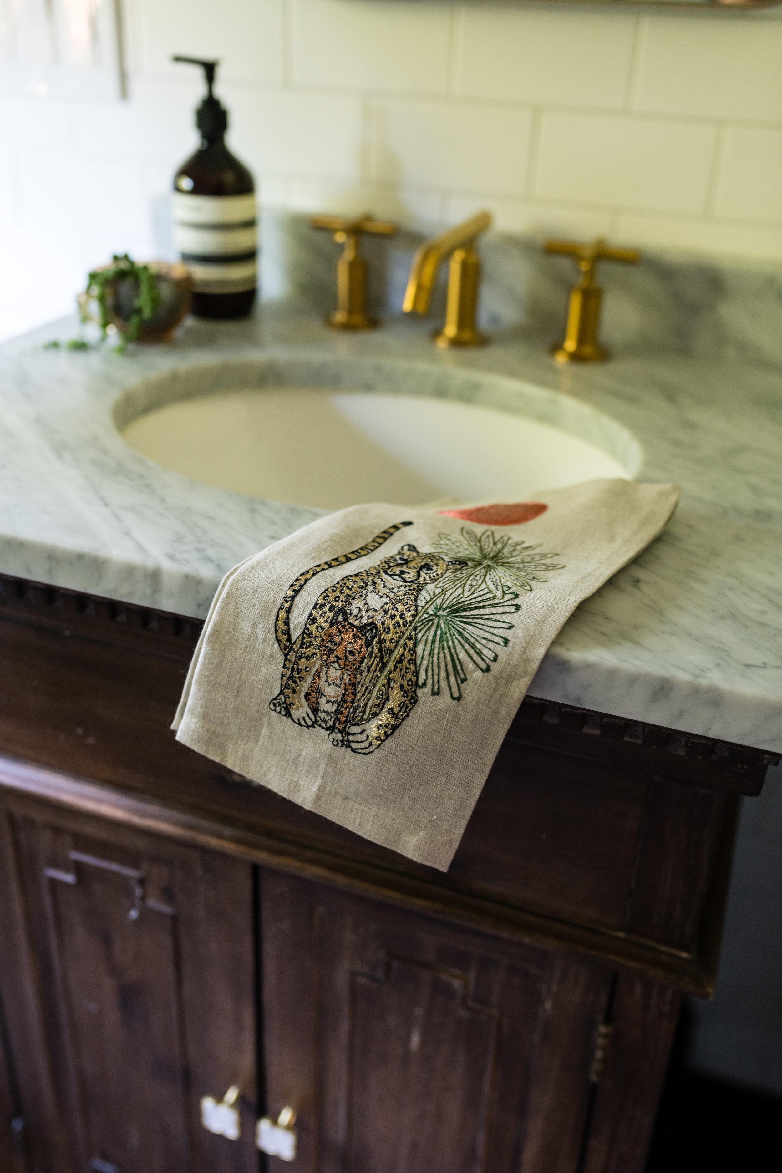 Tudor Master Bath