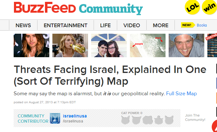 Israel and BuzzFeed: When Government PR Goes Viral