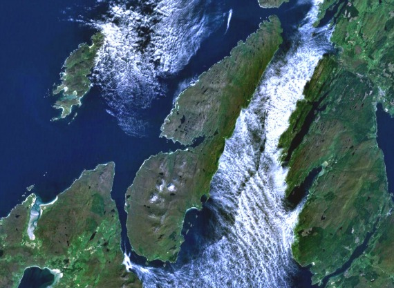 A Lost Scottish Island, George Orwell, and the Future of Maps