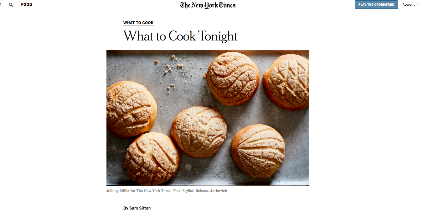 """""""I liked this Eater excerpt from Ryan Jacobs's new book 'The Truffle Underground.'"""" —Sam Sifton, the New York Times (June 5, 2019) -"""