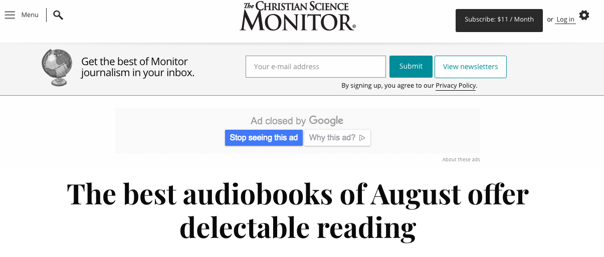 """""""[a] larger-than-life story that pushes past the glamour into the tawdry world of crime.""""—The Christian Science Monitor, on its """"Best Audiobooks of August"""" list (August 20, 2019) -"""