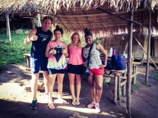 Jungle Trek in Chiang Mai, Thailand - RachelTravels.com