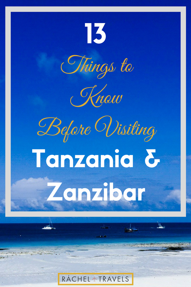 Travel Guide Things To Do Tanzania Zanzibar