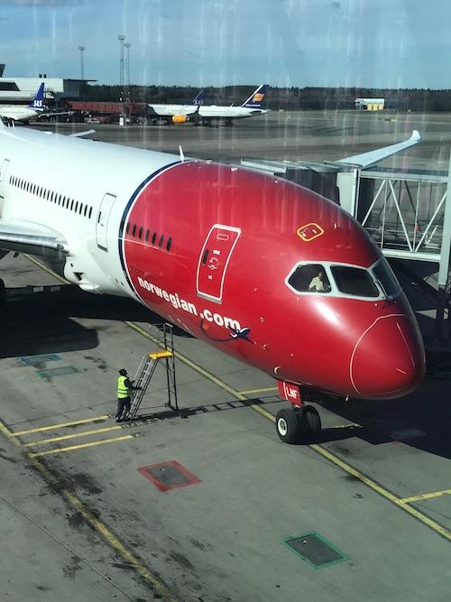 Norwegian Airlines Bangkok Phuket Thailand Luxury Living