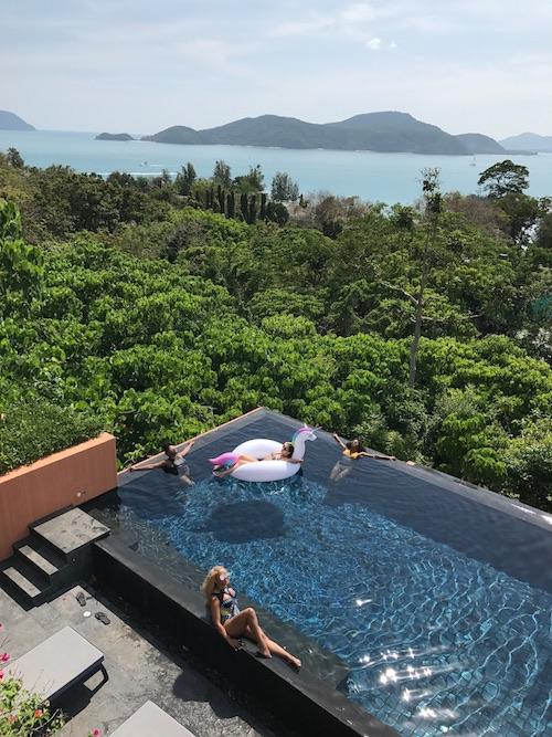 Bangkok Phuket Thailand Luxury Living