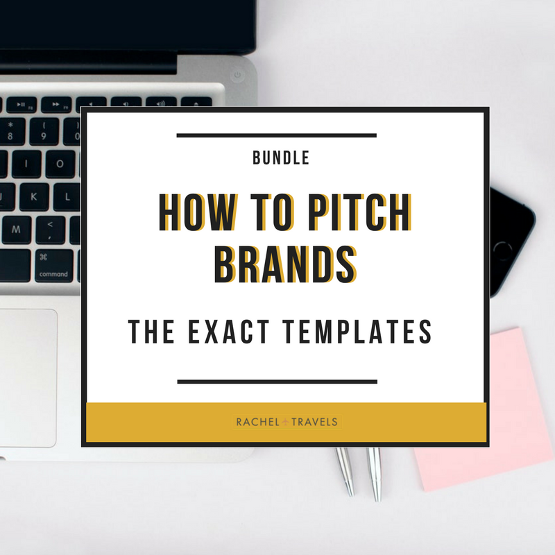How to Get Paid to Travel + Exact Pitch Templates To Use