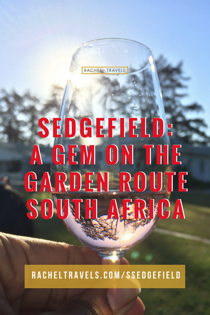 What to Do on The Garden Route Sedgefield Western Cape South Africa
