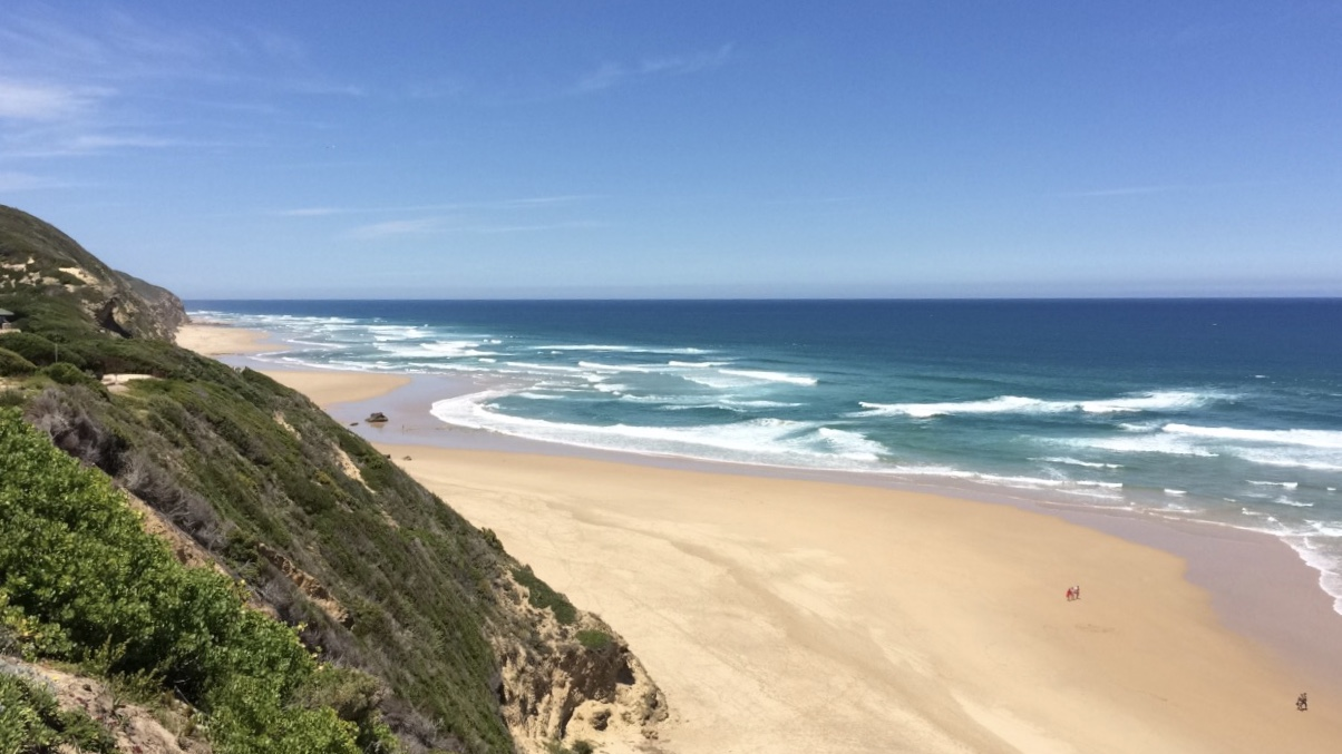 Sedgefield Garden Route Western Cape of South Africa beaches