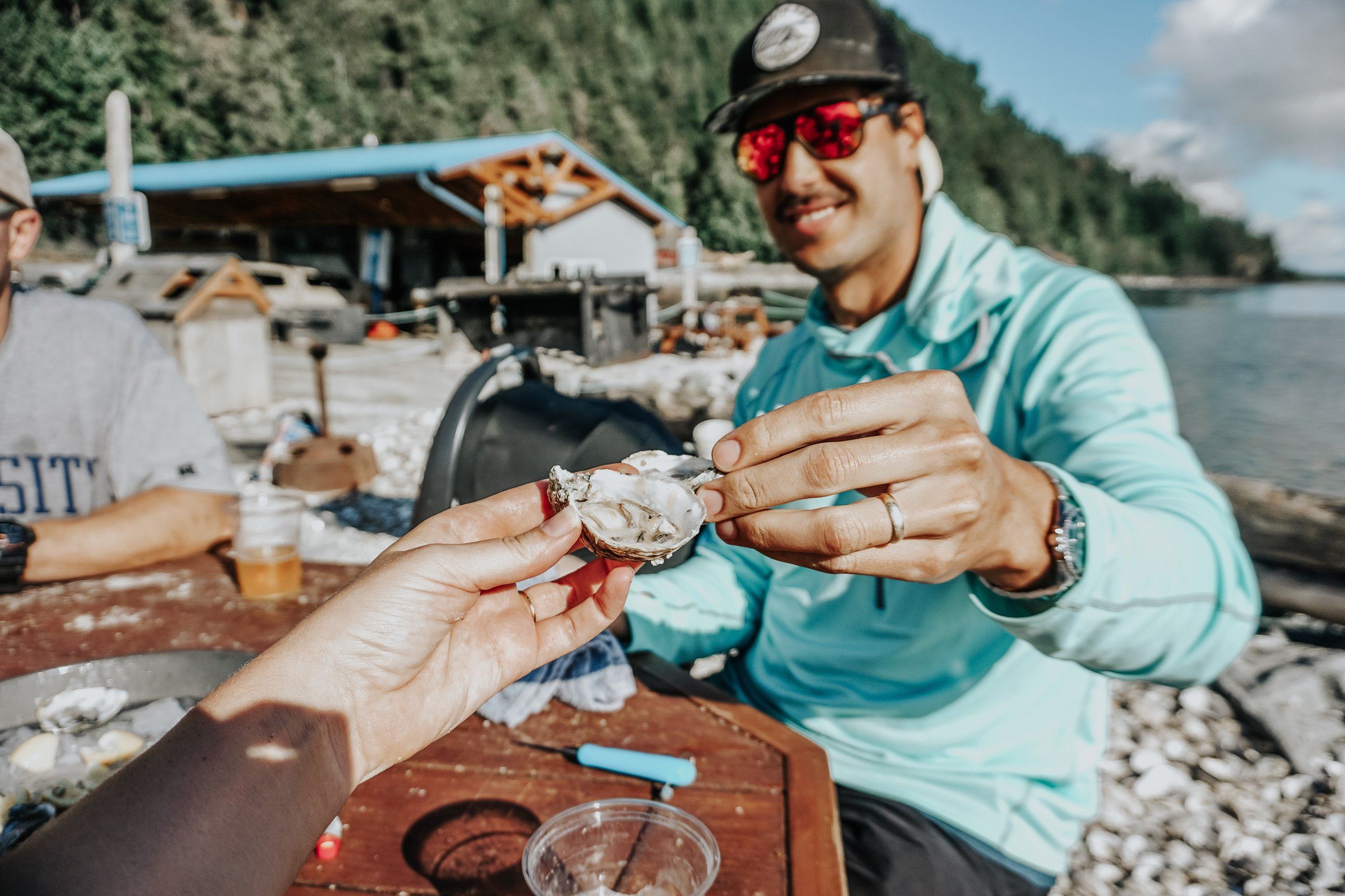 Tomales Bay Oyster Feast