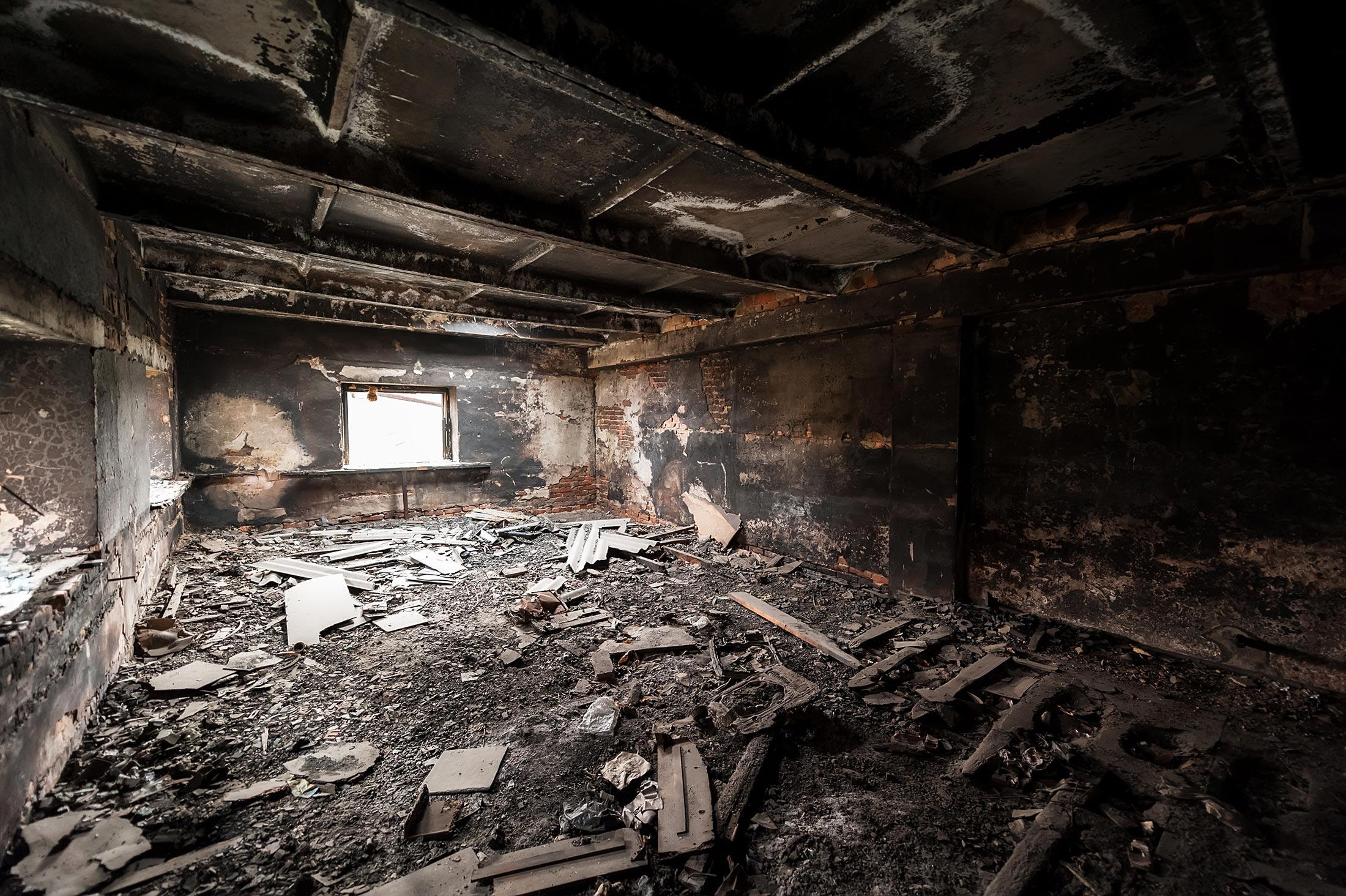 EVIDENCE RETRIEVAL - Our investigators routinely collect and main artifacts from fire and explosion scenes. Pyr-Tech maintains an on-site, secure evidence storage facility and laboratory.