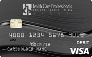 Health Care Professionals FCU Debit Card