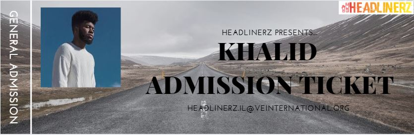 khalid general admission ticket.JPG