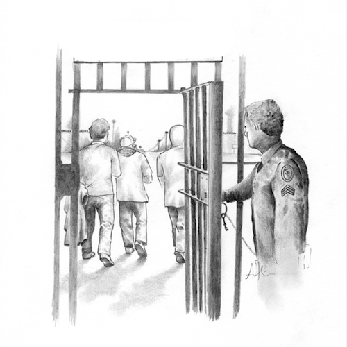 Illustration by Antwan Williams